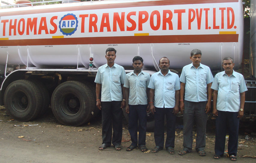 Thomas Transport Pvt. Ltd. Fleet
